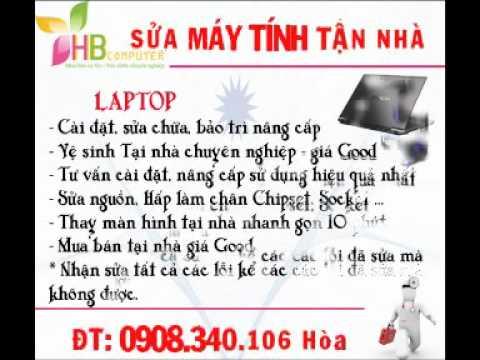 Sửa Laptop tại nhà Quận Tân Phú Hồ Chí Minh 0908.340.106