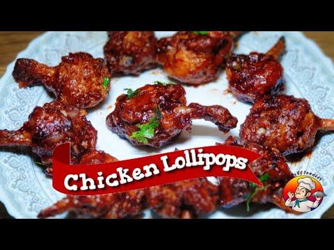 How to make Chicken Lollipops   Tasty Chicken Lollipops Recipe   Drums of Heaven   Chicken Starter