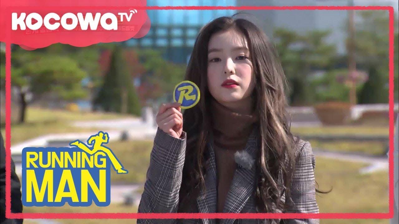 Do You Wanna See Red Velvet's Irene's Funny Moments on 'Running Man