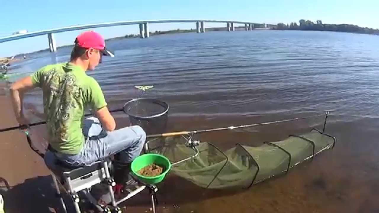 рыбалка в питино