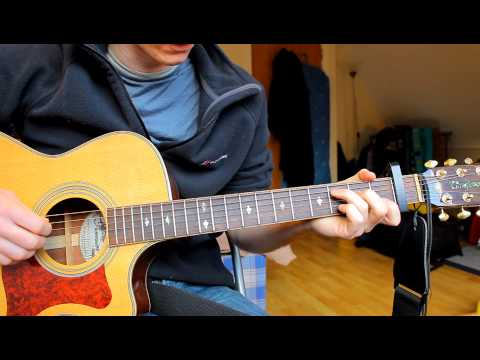 Give Me Love - Ed Sheeran - How to Play on Guitar
