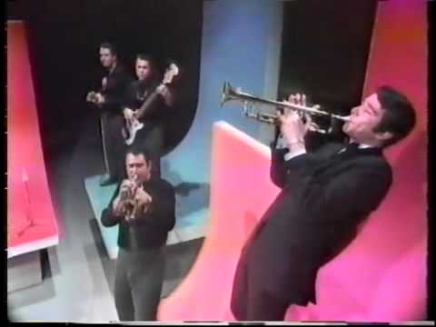 HERB ALPERT & THE TIJUANA BRASS LIVE - A TASTE OF HONEY (1966) IN COLOR
