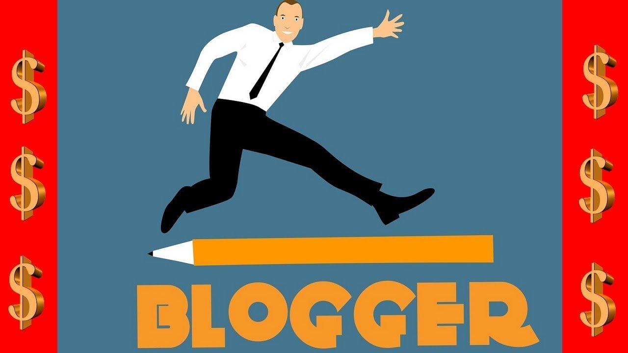 للمبتدئين في مجال الربح من الانترنت : إنشاء مدونة بلوجر و الربح منها $$$