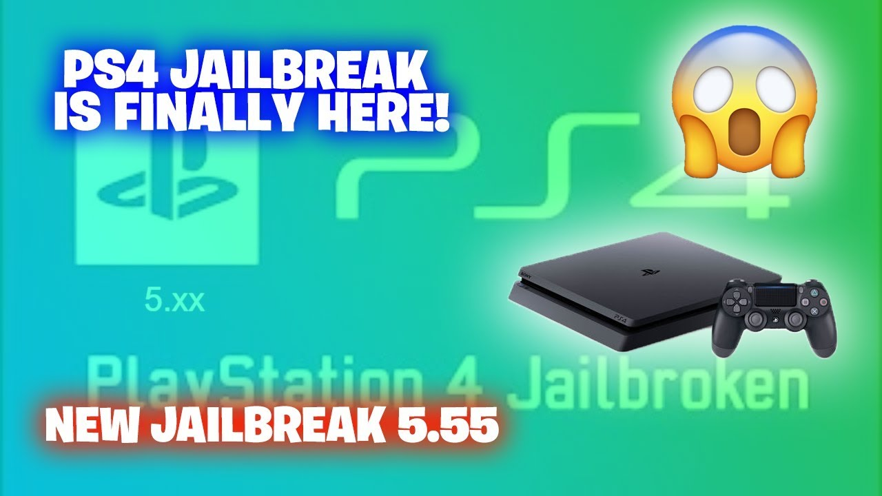 5 55 ps4 jailbreak