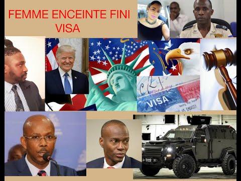 24 JAN FLASH VISA USA TRUMD DI FINI GRO DECISION  P JOVENEL ET PM JEAN MICHEL LAPIN DG RAMEAU BANDIT