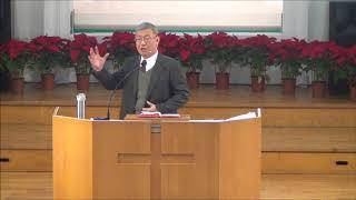 20171203浸信會仁愛堂主日信息_李朝成牧師