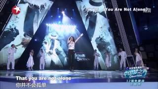 20130630 Chinese Idol《中國夢之聲》第10集 - Top12強爭霸賽(上)