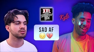 If Kyle's XXL Freestyle was a Really Sad Song