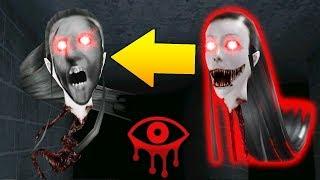 МОНСТР ПРЕВРАТИЛСЯ В БАБУЛЮ ГРЕННИ! - Eyes: Хоррор-игра