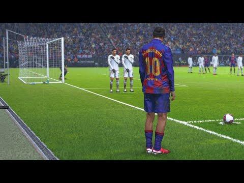 PES 2020 - Free Kick Compilation #14 HD PS4 PRO