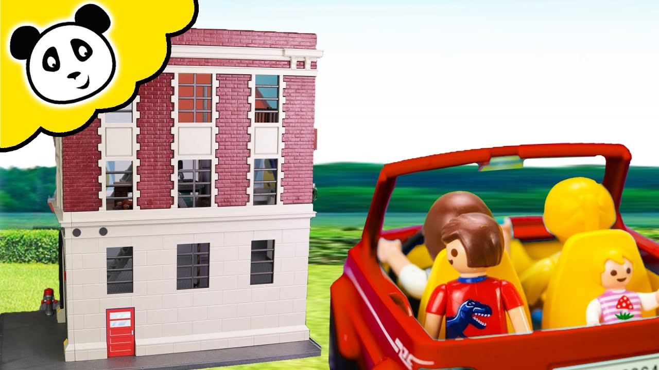 Playmobil Familie Ein Neues Haus Muss Her Playmobil Film Youtube