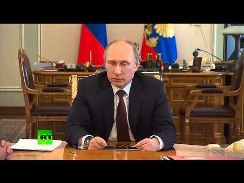 Путин о реакции США на свое письмо лидерам ЕС: Нехорошо читать чужие письма