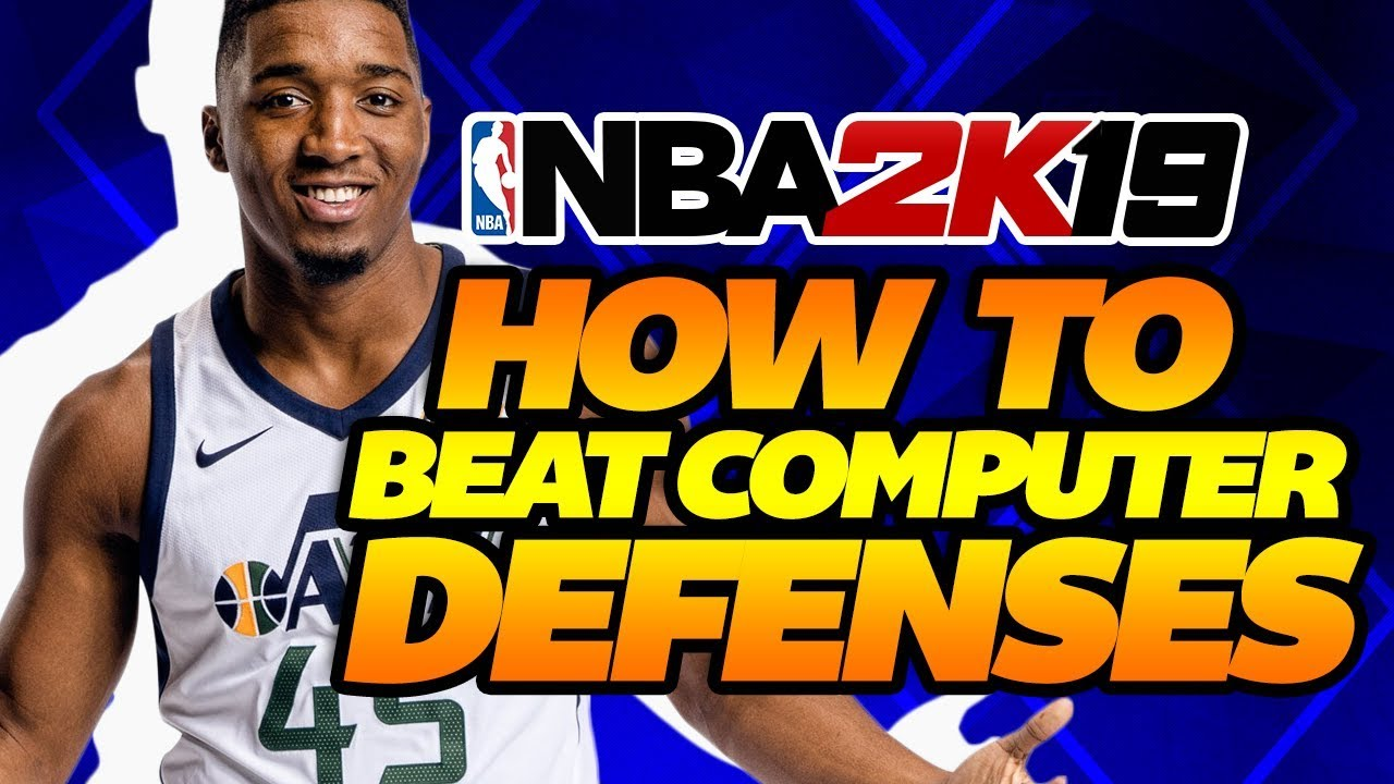How to Beat CPU Defense in NBA 2K19! BEST Dribbling Tips & Tutorial