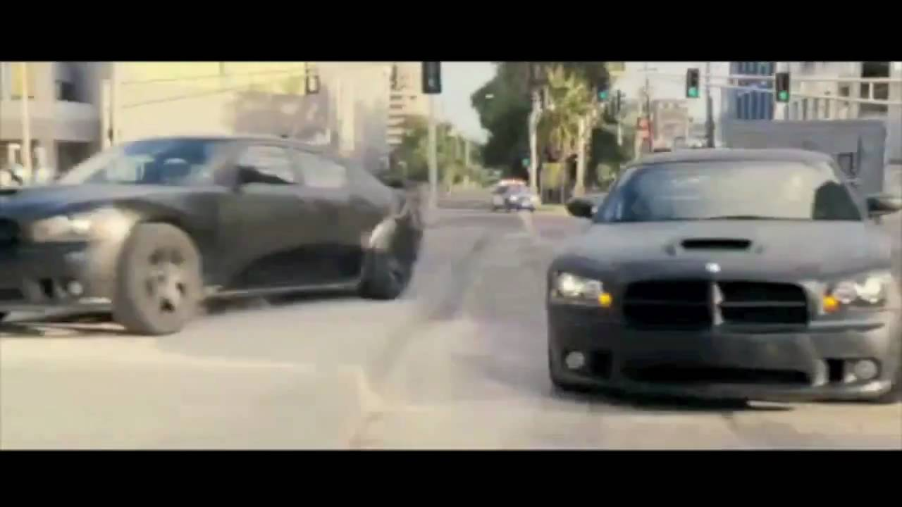 2011 Dodge Charger - Fast Five Commercial - YouTube