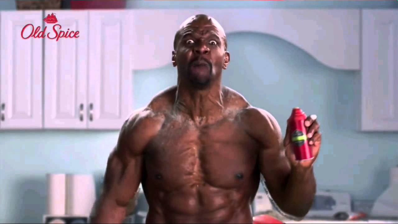 Old Spice 3 Languages of the Smells like POWER