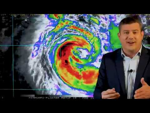 Severe Cyclone Oma less likely to hit NZ, severe weather still possible (20/02/19)