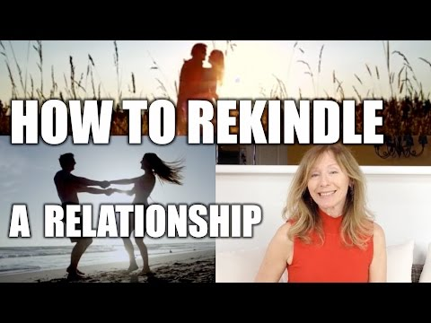 """""""how to rekindle a relationship"""" – (when marriage is falling apart)"""