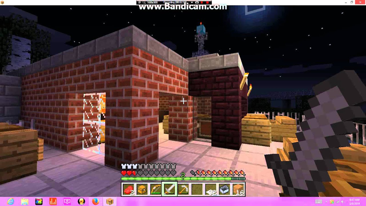 minecraft roleplay city Minecraft Server review - YouTube