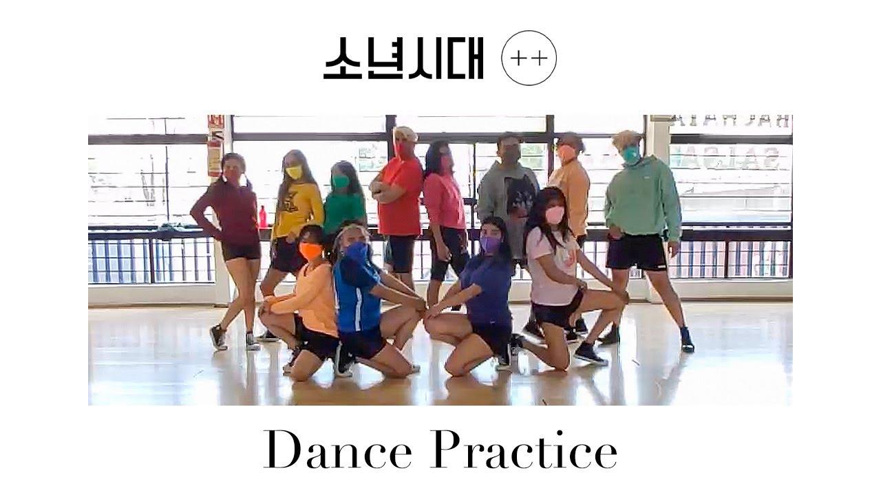 LOOΠΔ - favOriTe   Dance Practice by LVNA