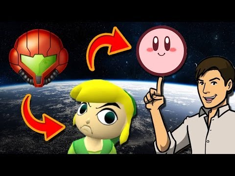 Secrets of the Nintendo Universe..with MatPat! - Crossover