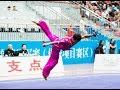 Men's 9 Section Whip Chain男子双鞭 第一名 上海体院 王恩龙 9.02分 shang hai ti yuan wang en long