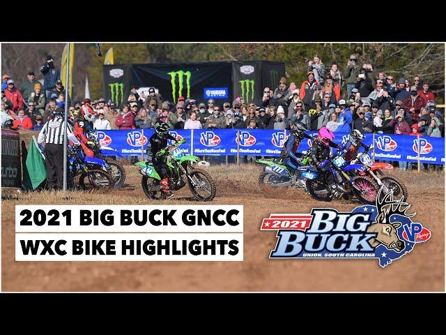 2021 Big Buck GNCC WXC Bike Highlights