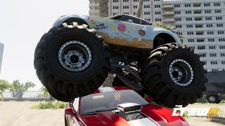 The Crew 2: 370Z (Z34) Monster Truck 2013 Nissan Gameplay