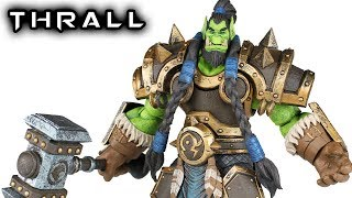 NECA THRALL Heroes of the Storm Action Figure Toy Review