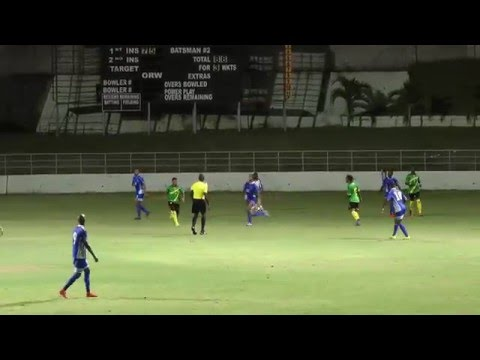 Dominica 1 - 4 Martinique : Caribbean Cup - Second Half