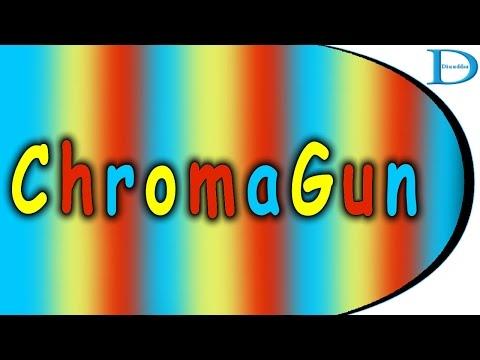 #5 ChromaGun (Game Like Portal)  