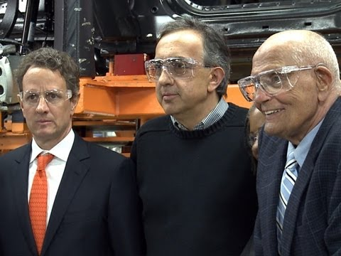 Sergio Marchionne: Resurrecting Chrysler