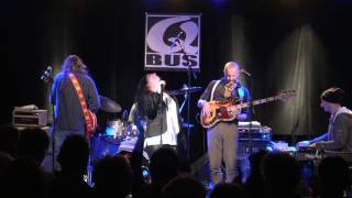 Sari Schorr and band live at the club the Q bus 2017 01 25