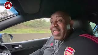 Crystal Palace v Arsenal | Road Trip To Selhurst Park Stadium