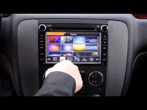 OTTONAVI GMC K SERIES GPS RADIO INSTALL AND OVERVIEW