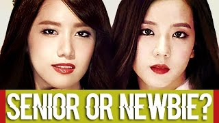 Are You A Senior Or Newbie Fan? (Kpop Girl Group Ver.)