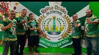 Samba Enredo da Reino Unido homenageia Zezinho Corrêa - Bate forte o tambor