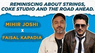 Mihir Joshi interviews Faisal Kapadia | Strings, Bilal Maqsood, Coke Studio, Velo Sound Station