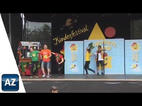 Kinderfest im Volkspark in Mainz