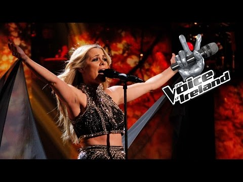 Kelesa Mulcahy - Secret Love Song - The Voice of Ireland - Semi-finals - Series 5 Ep16