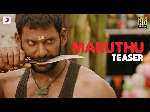 Maruthu - Official Teaser | Vishal, Sri...