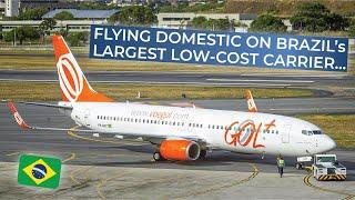 TRIPREPORT | GOL Linhas Aéreas (ECONOMY) | Boeing 737-800 | São Paulo Congonhas - Vitória