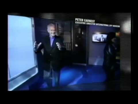 Newscaster attacked by shark at Spy Museum