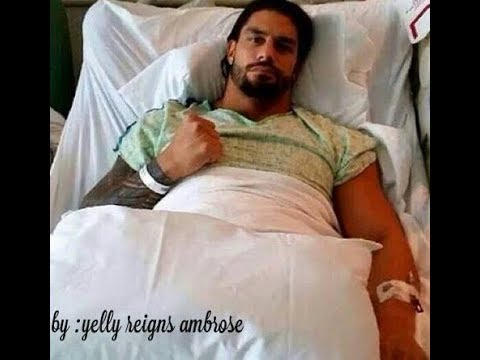 Roman reigns at  hospital latest 2018 in hindi