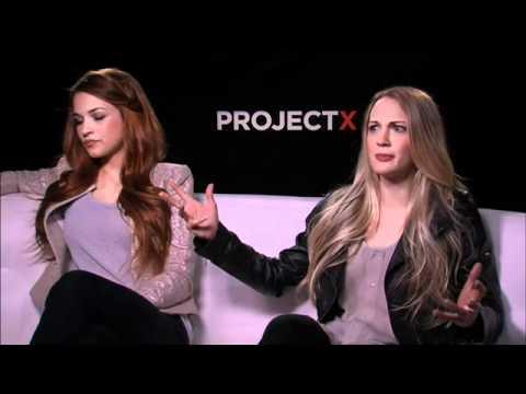 Project X Interview - Kirby Bliss Blanton & Alexis Knapp