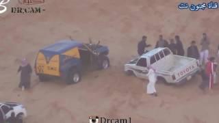 اخطر حوادث التطعيس في السعودية 2016 #مجنون نت