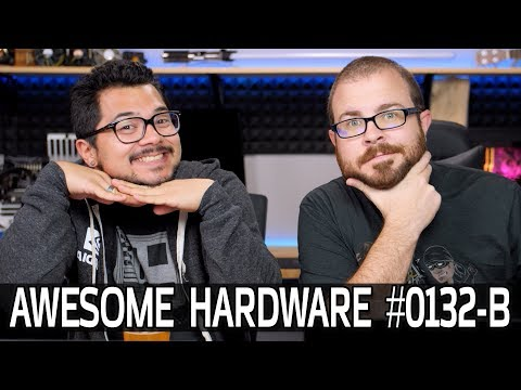 Awesome Hardware #0132-B: AM4 Supports 2nd-Gen Ryzen, NCIX Bankrupt, Singularity Happens