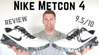 Nike Metcon 4 | The Best Gym Training Shoe