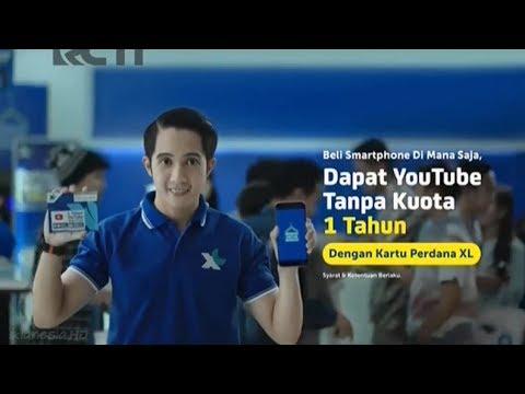 Iklan XL Bundling SP - Youtube Tanpa Kuota 1 Tahun 15sec (2017)