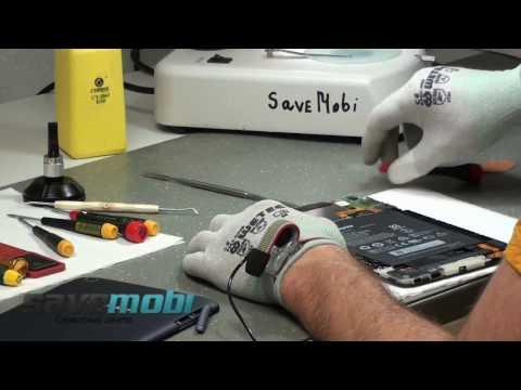 Рабочий процесс в Сервисном центре SaveMobi