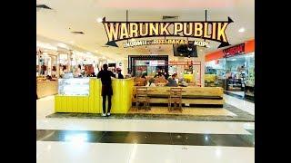 Warunk Publik Best Cafe Romantis Kuliner Batam Tempat Wisata Seru untuk Nongkrong Mp3